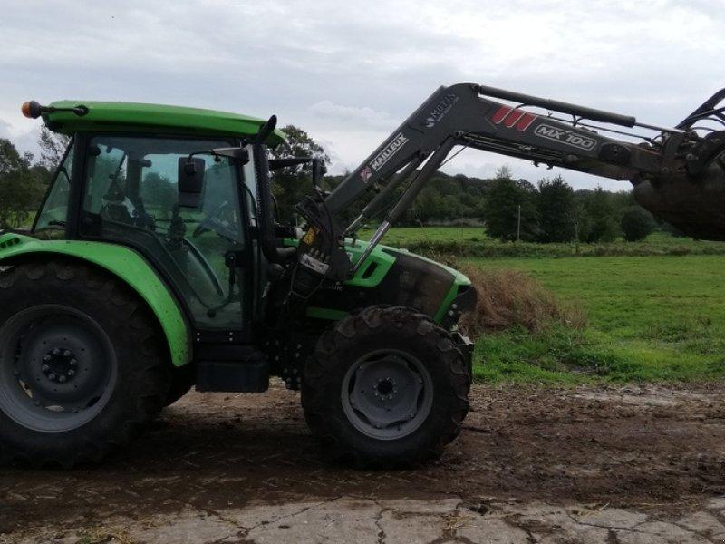 Traktor a típus Deutz-Fahr 5090, Gebrauchtmaschine ekkor: PERIERS (Kép 1)