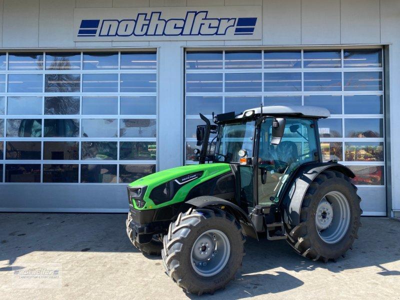 Traktor a típus Deutz-Fahr 5090.4 D GS *mit Klimaanlage*, Neumaschine ekkor: Pforzen (Kép 1)