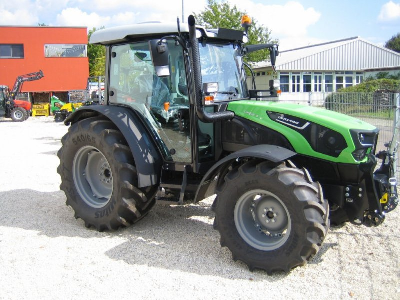 Traktor a típus Deutz-Fahr 5090.4 D GS, Neumaschine ekkor: Ingolstadt (Kép 1)