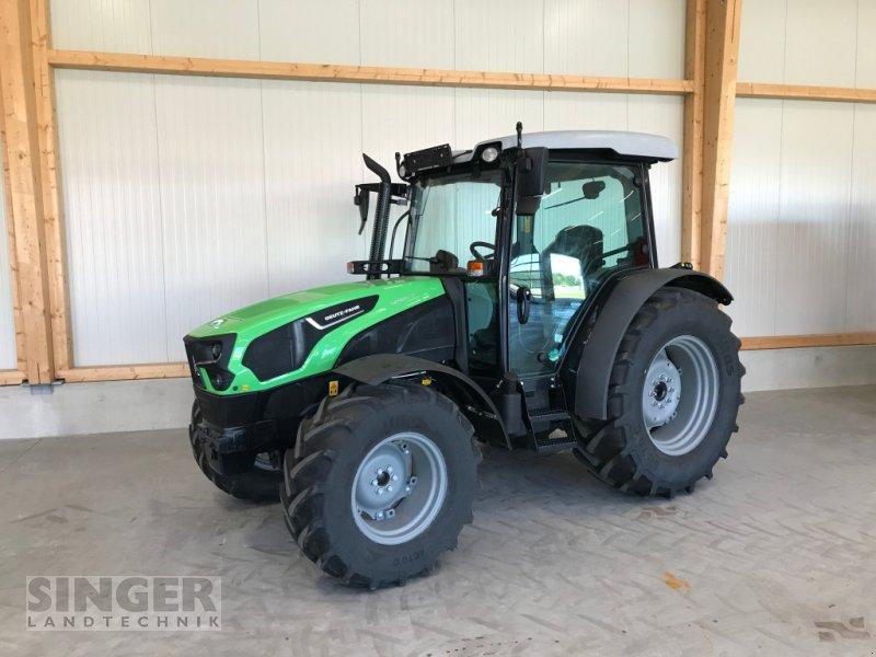 Traktor des Typs Deutz-Fahr 5090.4 D GS, Neumaschine in Ebenhofen (Bild 2)