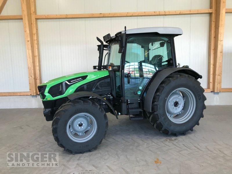 Traktor des Typs Deutz-Fahr 5090.4 D GS, Neumaschine in Ebenhofen (Bild 3)