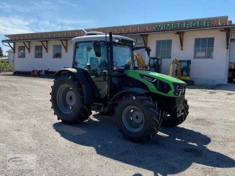 Traktor des Typs Deutz-Fahr 5090.4 D GS, Neumaschine in Frontenhausen (Bild 2)