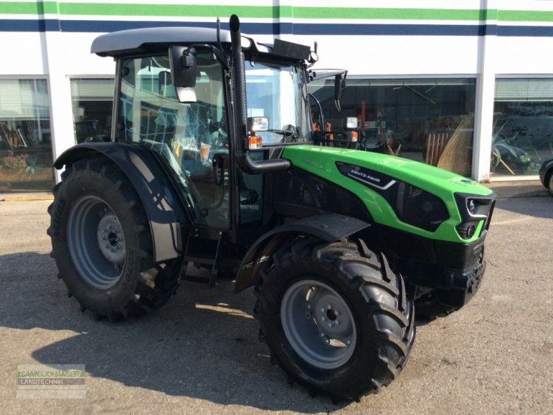 Traktor a típus Deutz-Fahr 5090.4 D GS, Neumaschine ekkor: Diessen (Kép 1)