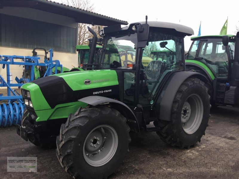 Traktor a típus Deutz-Fahr 5090.4 D, Neumaschine ekkor: Bodenkirchen (Kép 1)