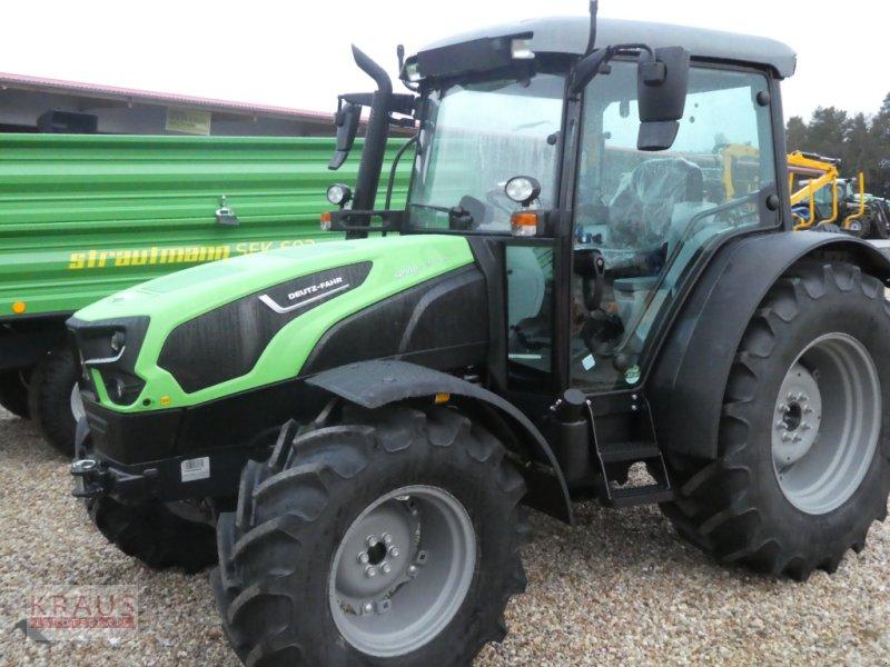 Traktor des Typs Deutz-Fahr 5090.4 D, Neumaschine in Geiersthal (Bild 1)