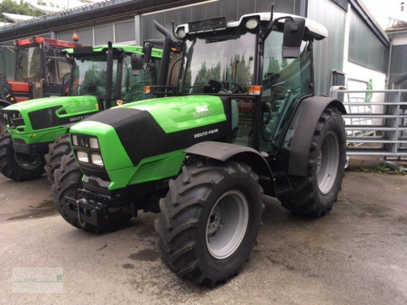 Traktor a típus Deutz-Fahr 5090.4 GS, Neumaschine ekkor: Marsberg (Kép 1)