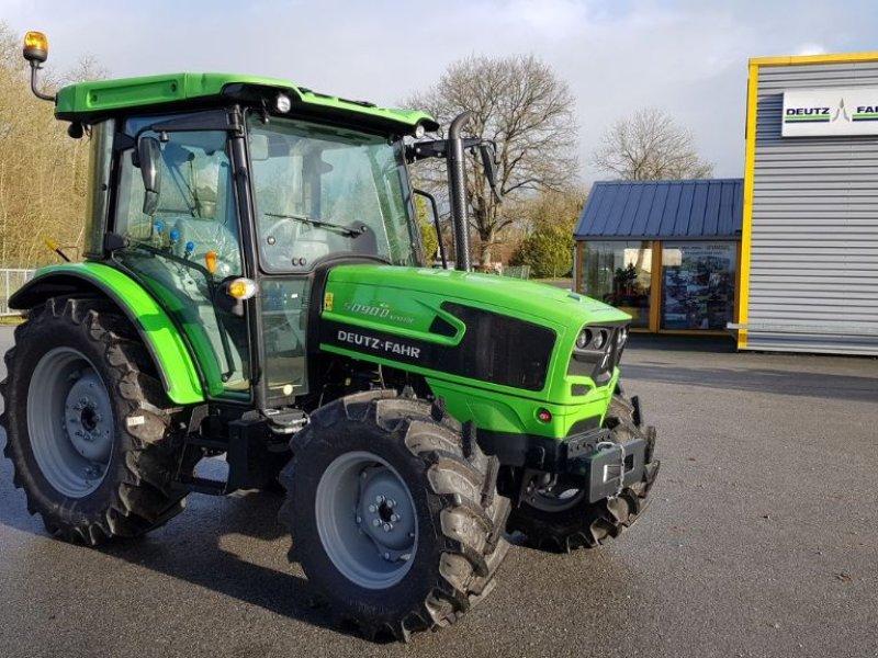 Traktor tipa Deutz-Fahr 5090D KEYLINE, Gebrauchtmaschine u CHAILLOUÉ (Slika 1)