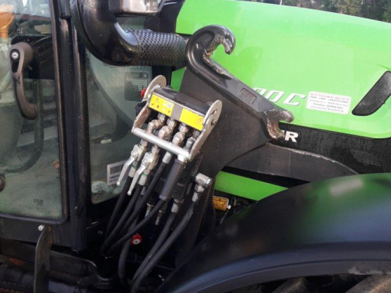 Traktor des Typs Deutz-Fahr 5100 C DT, Gebrauchtmaschine in Weitramsdorf (Bild 2)