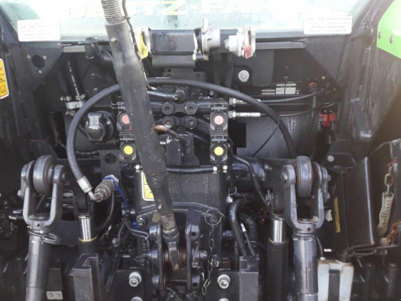 Traktor des Typs Deutz-Fahr 5100 C DT, Gebrauchtmaschine in Weitramsdorf (Bild 3)