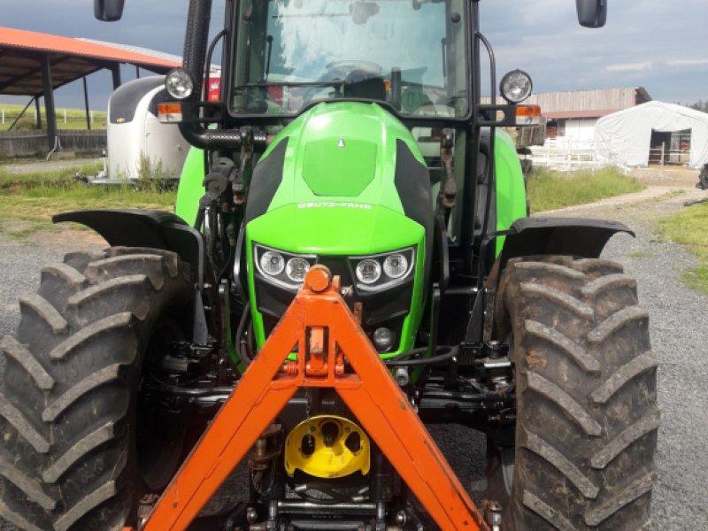 Traktor des Typs Deutz-Fahr 5100 C DT, Gebrauchtmaschine in Weitramsdorf (Bild 6)