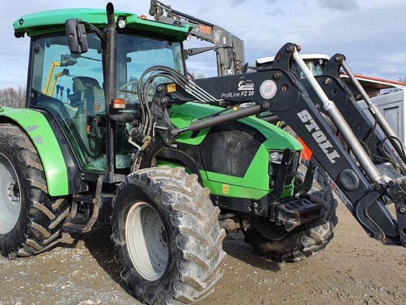 Traktor του τύπου Deutz-Fahr 5100 C, Gebrauchtmaschine σε CIVENS (Φωτογραφία 1)