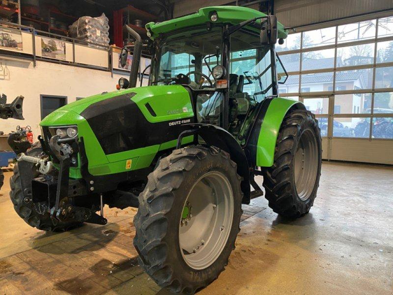Traktor типа Deutz-Fahr 5100 C, Gebrauchtmaschine в Courtedoux (Фотография 1)
