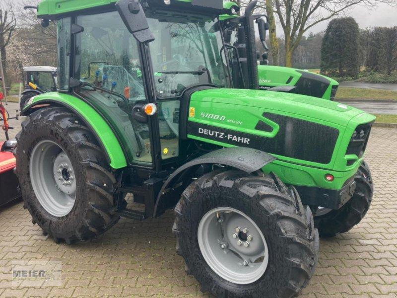 Traktor des Typs Deutz-Fahr 5100 D Keyline, Neumaschine in Delbrück (Bild 1)