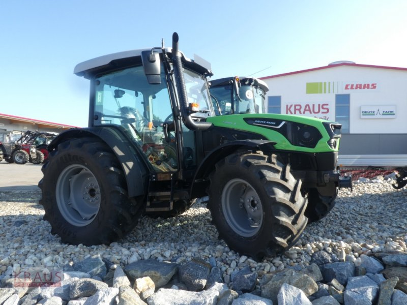 Traktor des Typs Deutz-Fahr 5100 DT, Neumaschine in Geiersthal (Bild 1)