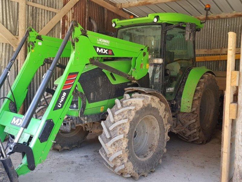 Traktor typu Deutz-Fahr 5100 G DT, Gebrauchtmaschine w CHAILLOUÉ (Zdjęcie 1)