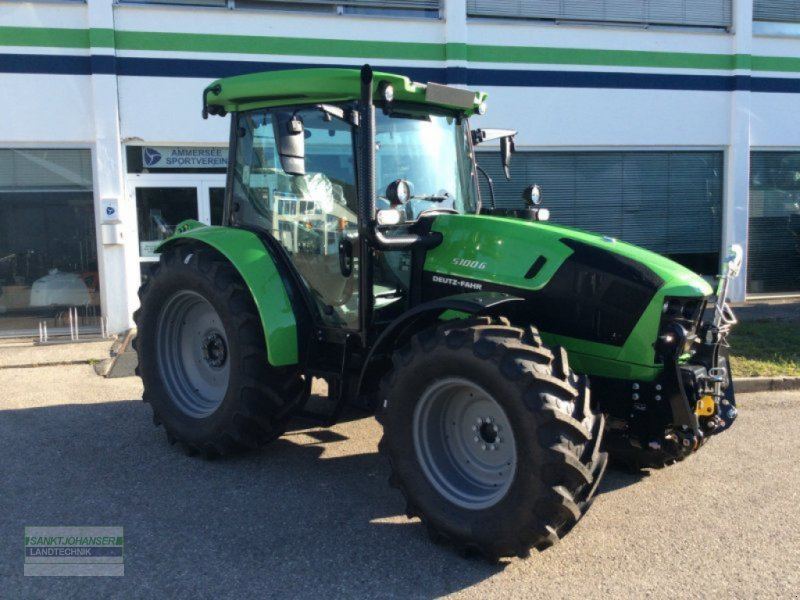 Traktor типа Deutz-Fahr 5100 G GS mit DL und Klimaanlage, Neumaschine в Diessen (Фотография 1)