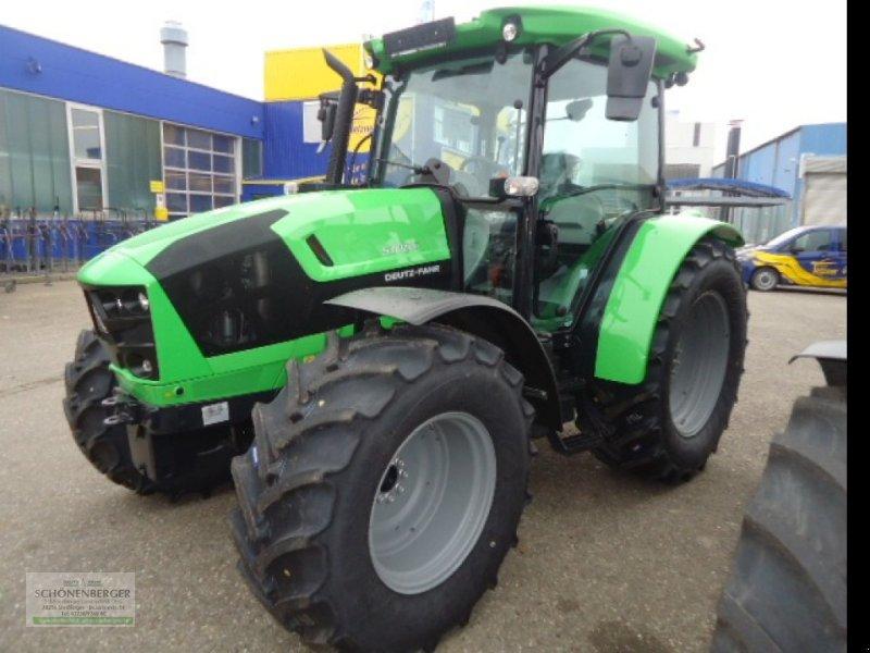 Traktor des Typs Deutz-Fahr 5100 G GS, Neumaschine in Steisslingen (Bild 1)