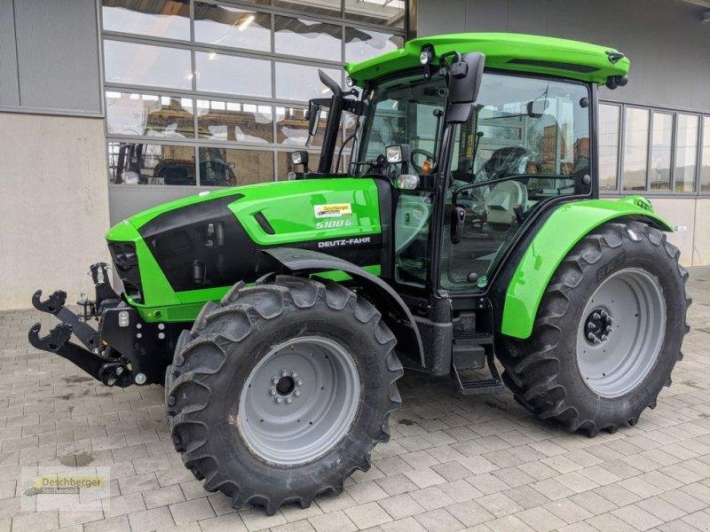 Traktor des Typs Deutz-Fahr 5100 G, Vorführmaschine in Senftenbach (Bild 1)