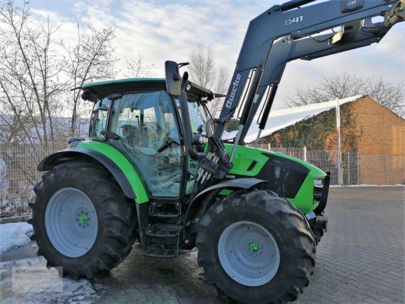 Traktor του τύπου Deutz-Fahr 5100 P, Gebrauchtmaschine σε Unterdietfurt (Φωτογραφία 1)