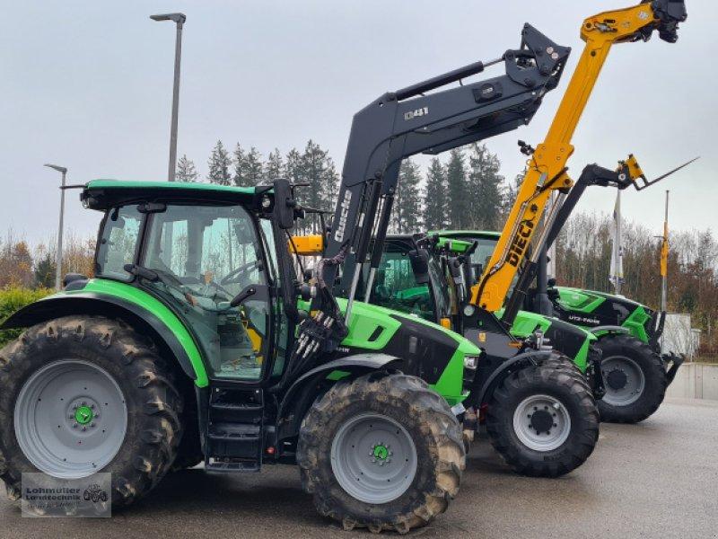 Traktor des Typs Deutz-Fahr 5100, Gebrauchtmaschine in Traunreut (Bild 1)