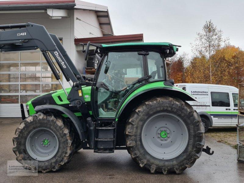Traktor des Typs Deutz-Fahr 5100, Gebrauchtmaschine in Traunreut (Bild 2)
