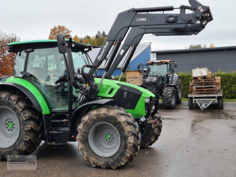 Traktor des Typs Deutz-Fahr 5100, Gebrauchtmaschine in Traunreut (Bild 5)