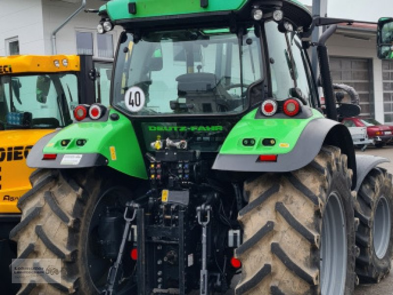 Traktor des Typs Deutz-Fahr 5100, Gebrauchtmaschine in Traunreut (Bild 6)