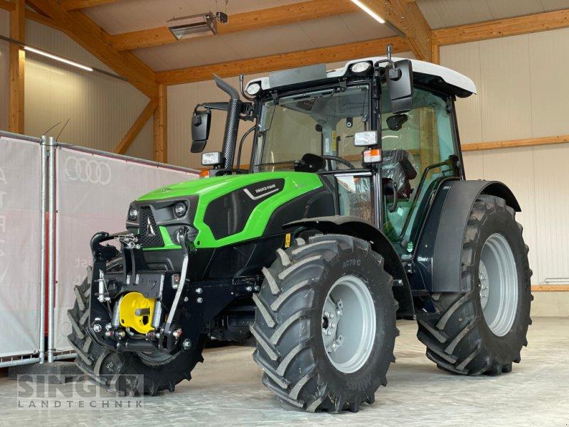 Traktor des Typs Deutz-Fahr 5100.4 D GS FKH, FZW, Klima, DL, Neumaschine in Ebenhofen (Bild 1)