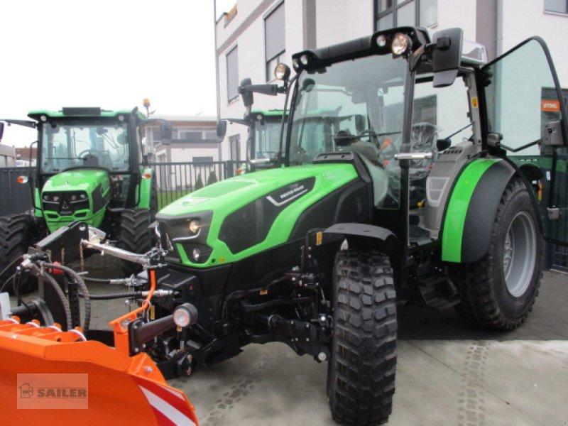 Traktor des Typs Deutz-Fahr 5100.4 TTV neues MODELL, Neumaschine in Landsberg (Bild 1)