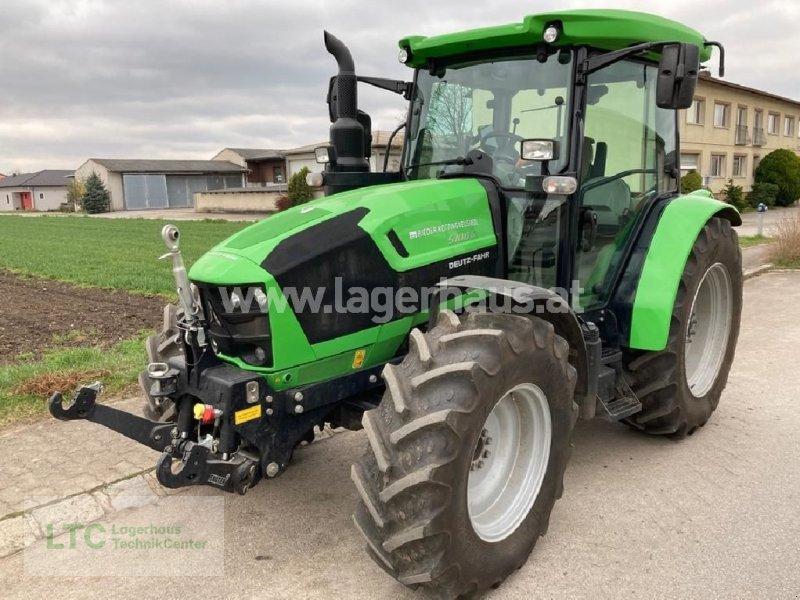 Traktor des Typs Deutz-Fahr 5100G PRIVATVK, Gebrauchtmaschine in Korneuburg (Bild 1)