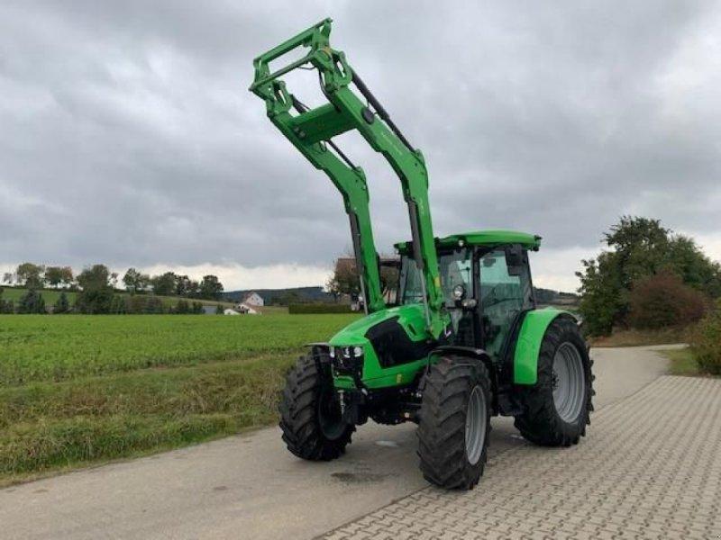 Traktor des Typs Deutz-Fahr 5105, Gebrauchtmaschine in Bad Abbach (Bild 4)