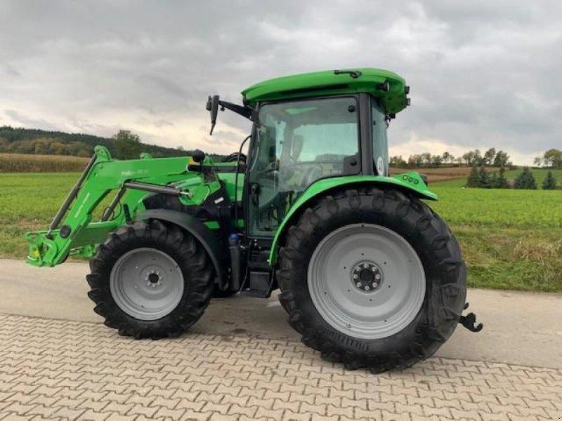 Traktor des Typs Deutz-Fahr 5105, Gebrauchtmaschine in Bad Abbach (Bild 2)