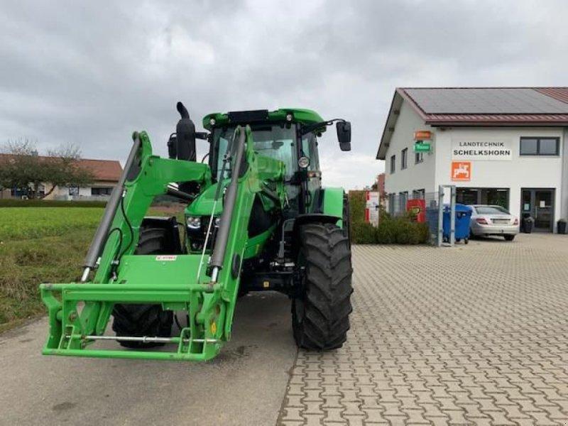Traktor des Typs Deutz-Fahr 5105, Gebrauchtmaschine in Bad Abbach (Bild 3)