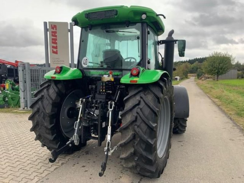 Traktor des Typs Deutz-Fahr 5105, Gebrauchtmaschine in Bad Abbach (Bild 6)