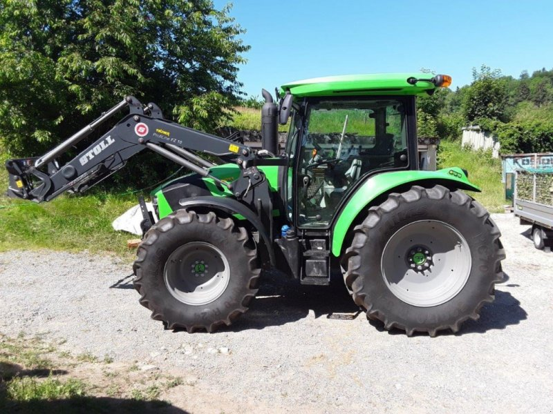 Traktor des Typs Deutz-Fahr 5105, Gebrauchtmaschine in Eging am See (Bild 1)