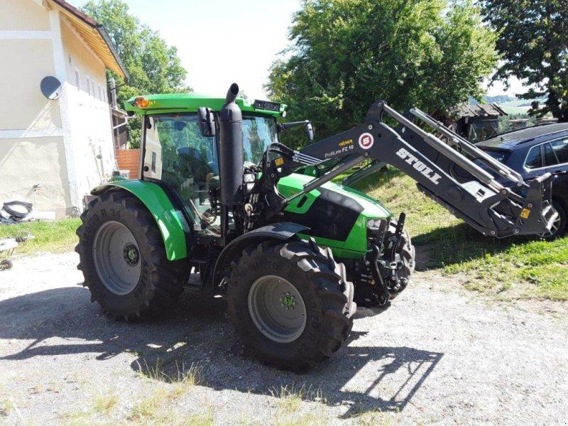 Traktor des Typs Deutz-Fahr 5105, Gebrauchtmaschine in Eging am See (Bild 2)