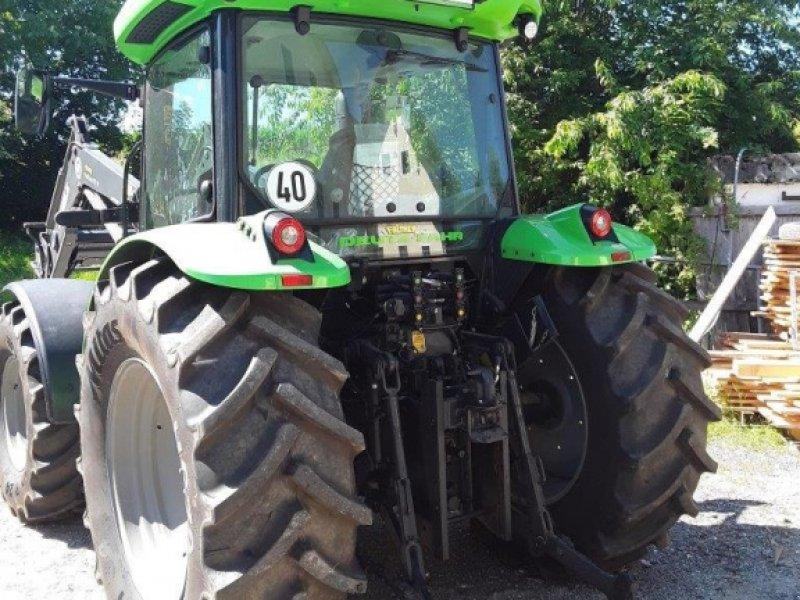 Traktor des Typs Deutz-Fahr 5105, Gebrauchtmaschine in Eging am See (Bild 4)