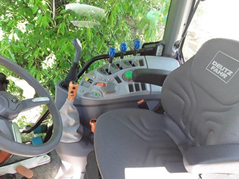 Traktor des Typs Deutz-Fahr 5105, Gebrauchtmaschine in Eging am See (Bild 6)
