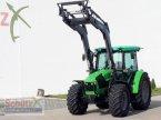 Traktor des Typs Deutz-Fahr 5105.4 G, Bj.15, Frontlader, 1300h, Druckluft, Klima in Schierling