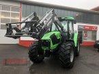 Traktor des Typs Deutz-Fahr 5105.46 in Elleben OT Riechheim