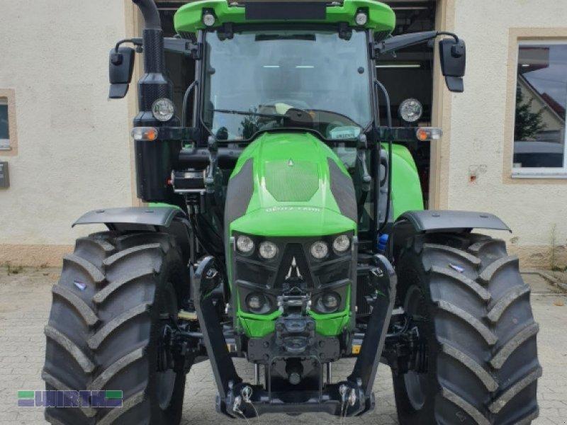 Traktor des Typs Deutz-Fahr 5110 G GS Ausstellungsmaschine, Sonderpreis, Neumaschine in Buchdorf (Bild 1)