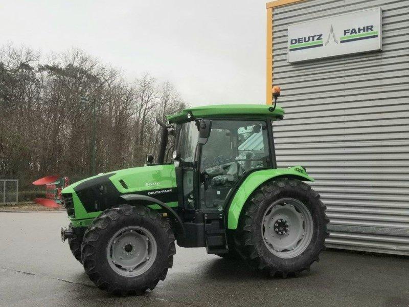 Traktor des Typs Deutz-Fahr 5110 G GS, Gebrauchtmaschine in CHAILLOUÉ (Bild 1)