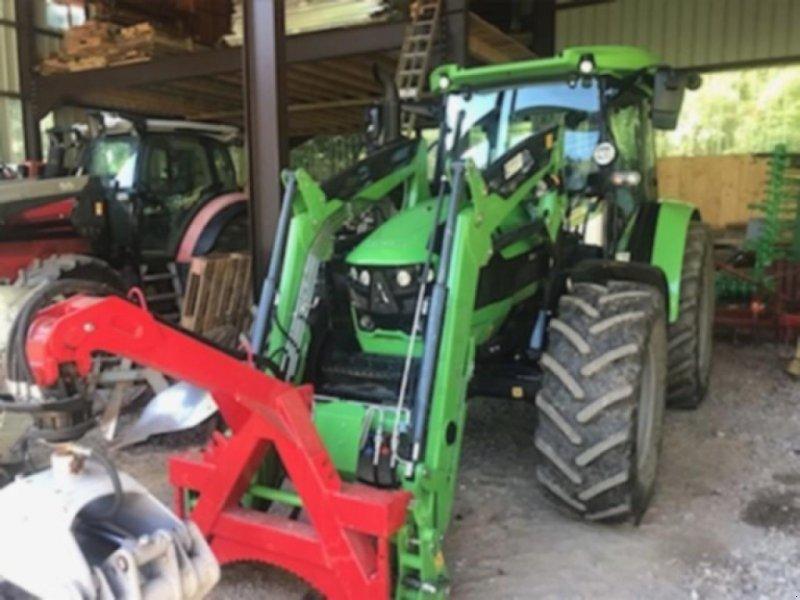 Traktor типа Deutz-Fahr 5110 g.gs, Gebrauchtmaschine в ST JEAN DE GONVILLE (Фотография 1)