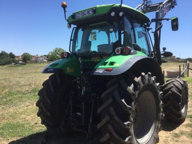 Traktor типа Deutz-Fahr 5110 P DT, Gebrauchtmaschine в ST MARTIN EN HAUT (Фотография 5)