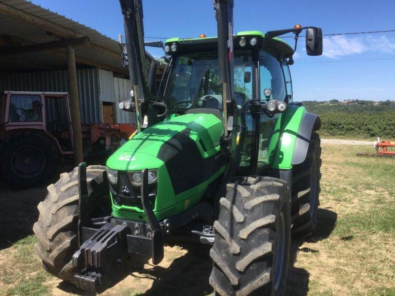 Traktor типа Deutz-Fahr 5110 P DT, Gebrauchtmaschine в ST MARTIN EN HAUT (Фотография 3)
