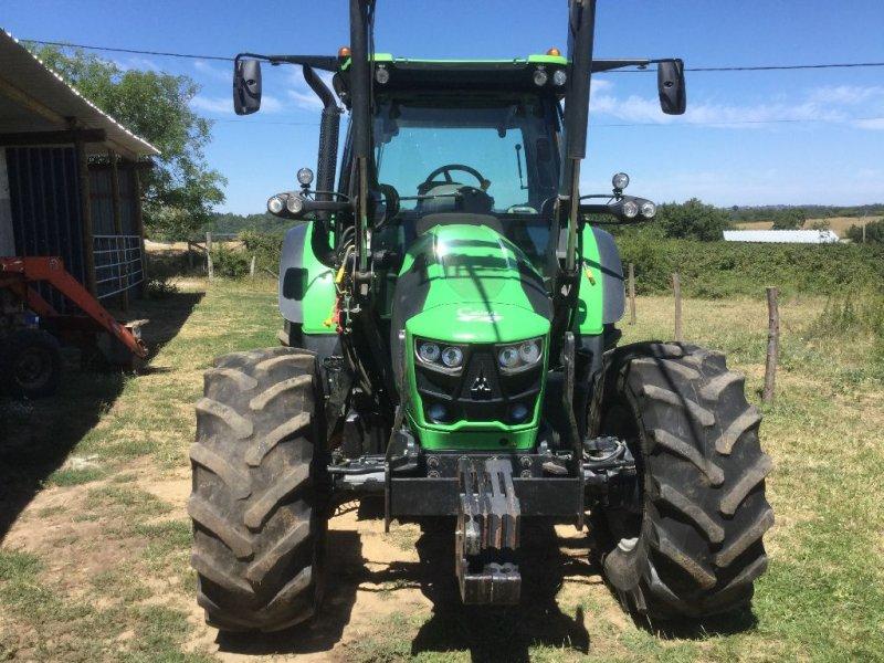 Traktor типа Deutz-Fahr 5110 P DT, Gebrauchtmaschine в ST MARTIN EN HAUT (Фотография 2)