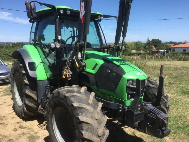 Traktor типа Deutz-Fahr 5110 P DT, Gebrauchtmaschine в ST MARTIN EN HAUT (Фотография 1)