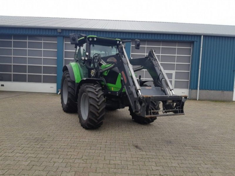 Traktor типа Deutz-Fahr 5110 TTV, Gebrauchtmaschine в Druten (Фотография 1)