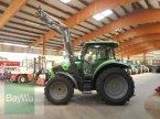 Traktor des Typs Deutz-Fahr 5110 TTV in Mindelheim
