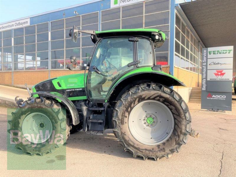 Traktor des Typs Deutz-Fahr 5110 TTV, Gebrauchtmaschine in Obertraubling (Bild 1)